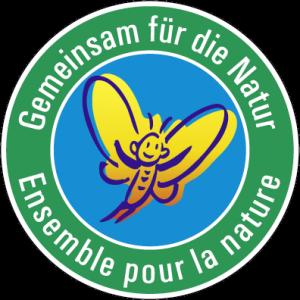 Logo label Nature