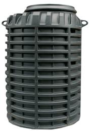 ENREGIS/Logement de filtre à adsorption pour métaux lourds ESAF