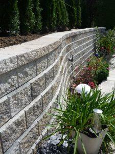 Allan Block® mur de protection