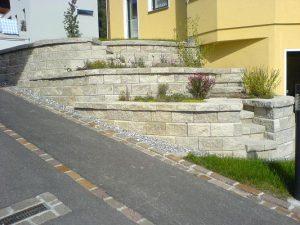 Allan Block® mur de soutènement