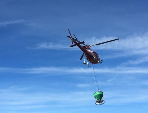 Semis hélicoptère