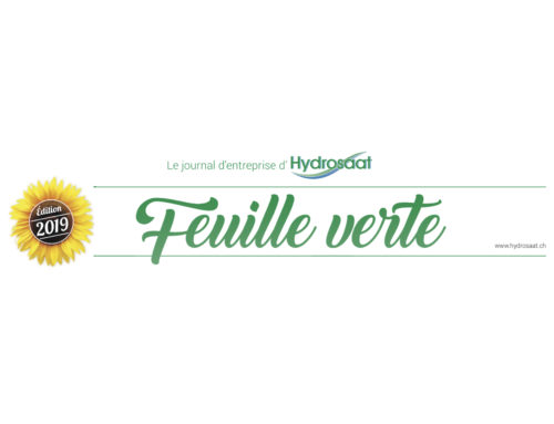 … and the winner is – concours Feuille verte 2019