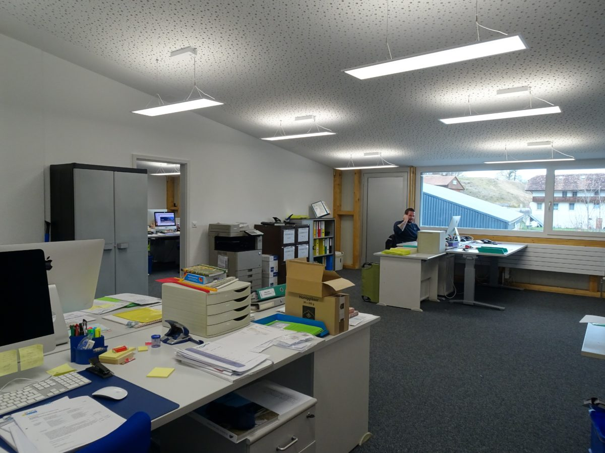 Büro Technische Berater