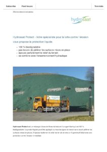 Hydrosaat Protect - protection liquide