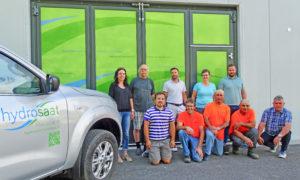 Hydrosaat Team 2020
